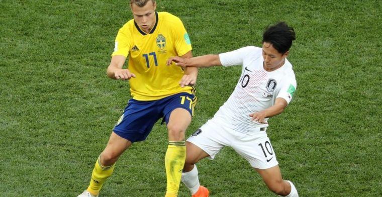 Un ex del Barça debuta con Corea en el Mundial