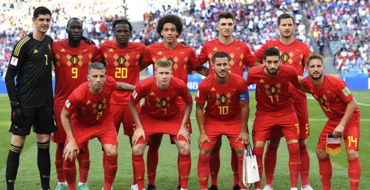 'De Rode Duivels zijn WK-zwaargewichten, maar ze blonken niet uit'