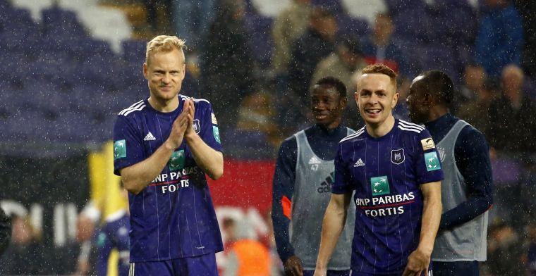 'Anderlecht hakt de knoop door over de toekomst van Deschacht'