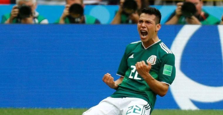 'Mexico-uitblinker mag na knalprestatie hopen op toptransfer naar FC Barcelona'