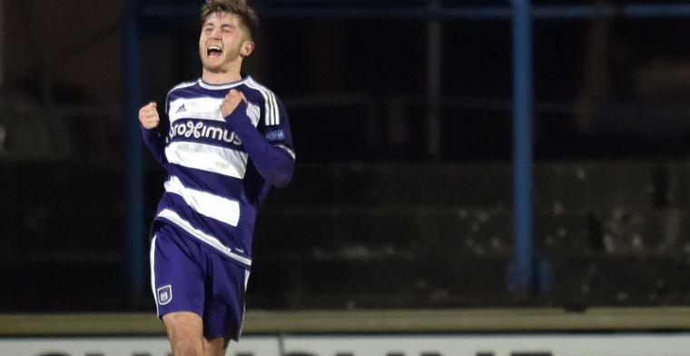 OFFICIEEL: Jeugdproduct van Anderlecht tekent driejarig contract bij Antwerp