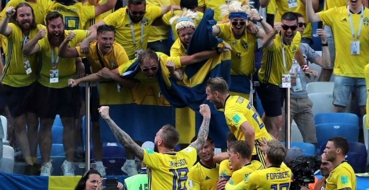 CRÓNICA | El VAR también da una alegría a Suecia frente a Corea