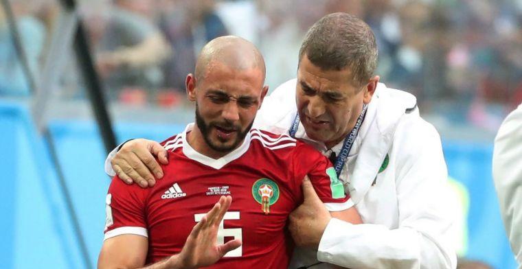 FIFA maakt zich kwaad over opmerkelijk Amrabat-moment: Waren geschokt