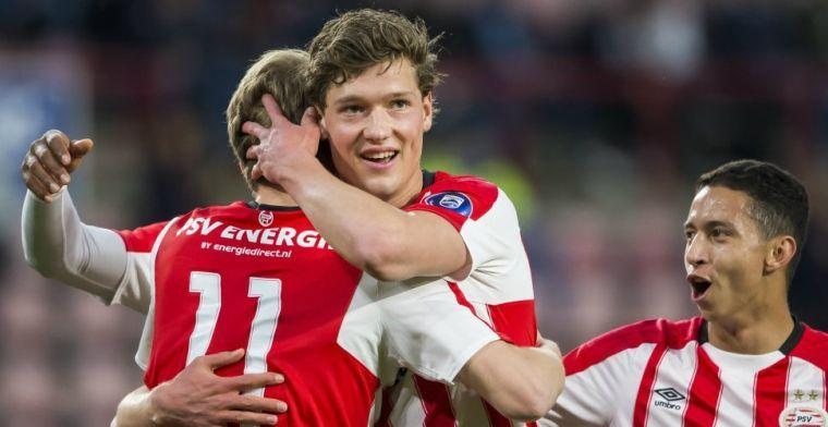 Afspraken tussen sc Heerenveen en PSV: 'Het is geen platte huurconstructie'