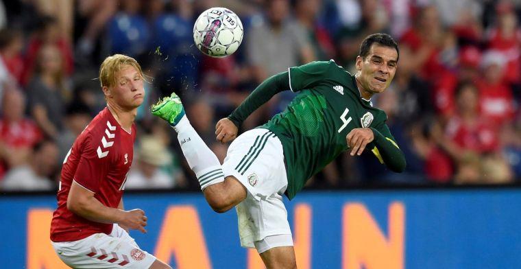 Rafa Márquez hace historia y vive la victoria ante Alemania en su quinto Mundial