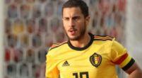 """Imagen: Hazard: """"Si el Madrid quiere ficharme, ya sabe que hacer"""""""