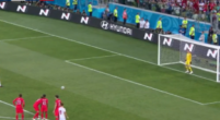 Imagen: GOL | Túnez iguala a Inglaterra tras un claro penalti