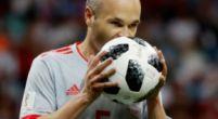 Imagen: Iniesta habla sobre la salida de Lopetegui de la selección española