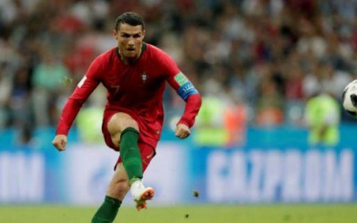 Afbeelding: CR7 versus Boussoufa, Spanje herpakt zich en Uruguay viert
