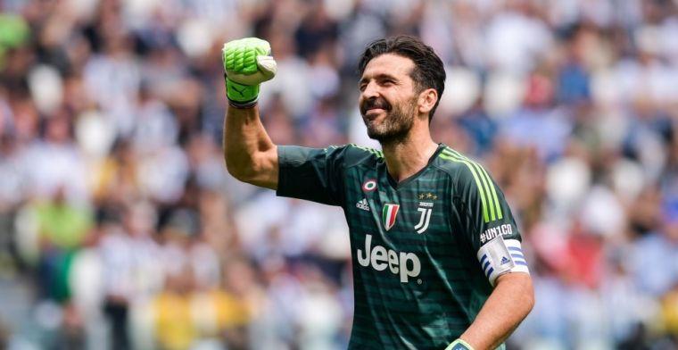 Gianluigi Buffon dejó la Juventus... ¡Para fichar por el PSG!