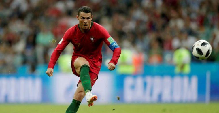 CR7 versus Boussoufa, Spanje herpakt zich en Uruguay viert