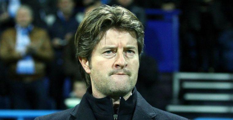 Ontslagen FC Groningen-trainer bijt van zich af: Ik werd gepiepeld