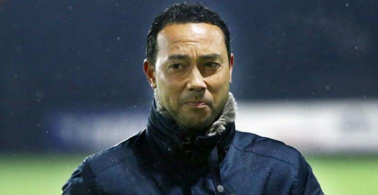 'Het is goed dat je vandaag het contract ondertekent bij Feyenoord'