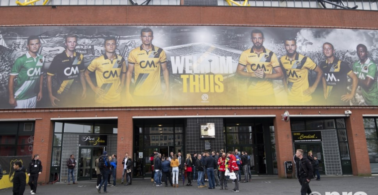 'NAC wrijft zich in de handen: eerste City-huurling arriveert in Nederland'