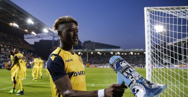 'Limbombe is gegeerd wild, twee andere clubs bereiden bod voor'