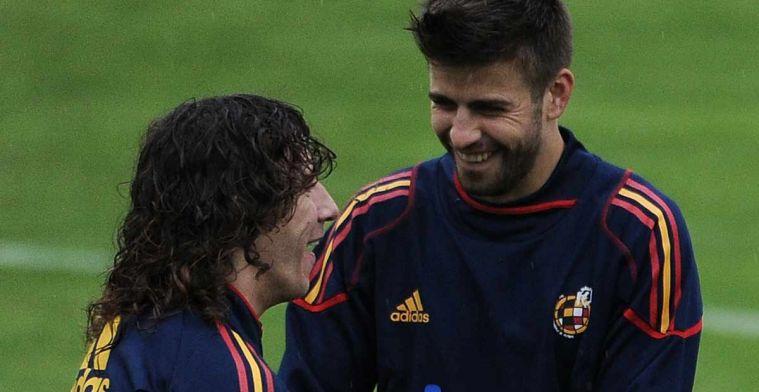 Puyol sale en defensa de Piqué por la producción del documental de Griezmann