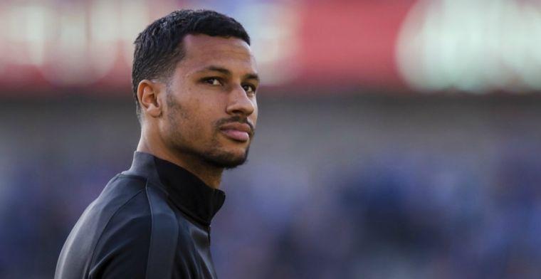 'Van Rhijn mag op zoek naar andere club: Club Brugge presenteert nieuwe back'