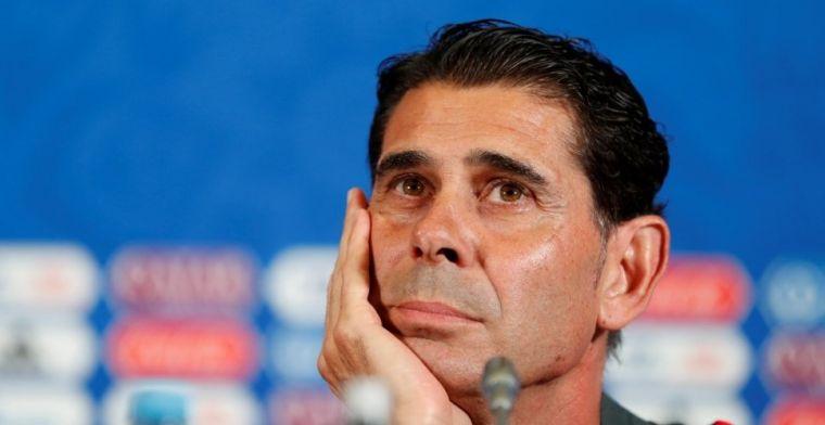 Hierro repasa la actualidad en clave de selección: Queiroz, Carvajal, De Gea...