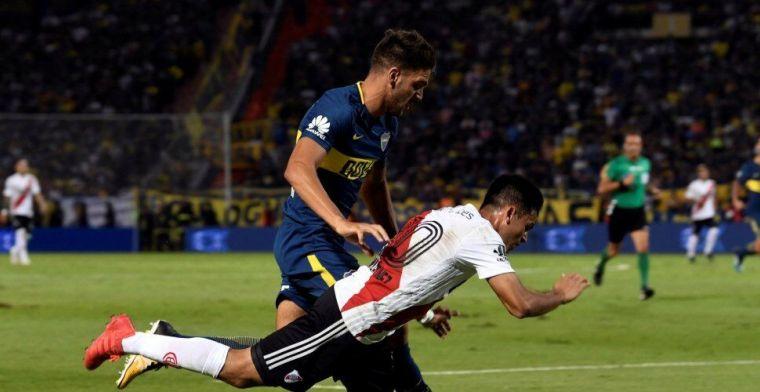 Argentijnse pers: Magallán niet naar Ajax, verbeterd contract bij Boca