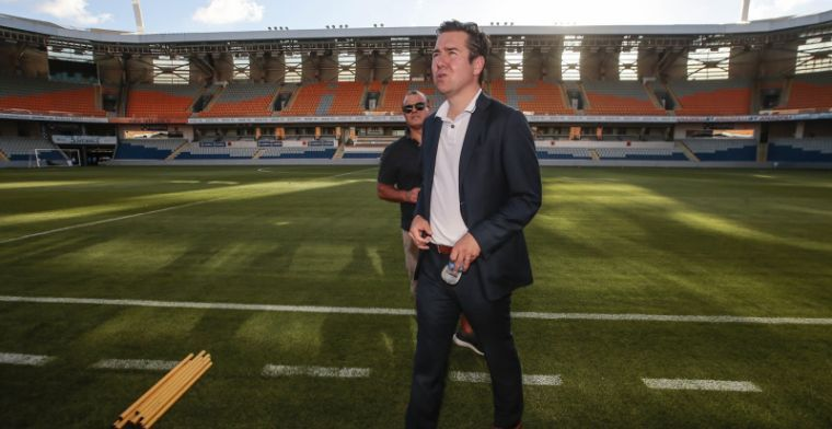 'Club Brugge heeft weer beet, nieuwe spits aangekomen in België'