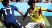 Imagen: Segunda sorpresa de Colombia: Pekerman cambia a Cuadrado en la primera mitad