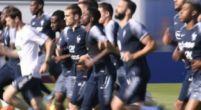Imagen: Griezmann acaba el entrenamiento con molestias y estará ante Perú