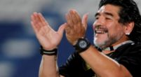 "Imagen: Maradona: ""¿Ramos un crack? No, Godín sí que es un crack"""