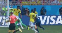 Imagen: VÍDEO l Penalti, roja directa para Colombia y gol de Japón en el minuto 5