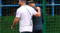 Imagen: Pánico en Brasil: Neymar se retira del entrenamiento