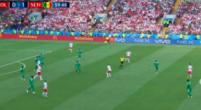 Imagen: VÍDEO | Senegal dobla la ventaja con el gol de Niang, que estaba fuera del campo