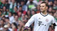 Imagen: Neuer admite reunión crítica en la Selección alemana