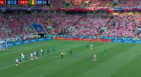 Imagen: VÍDEO | Krychowiak pone emoción al partido con un soberbio cabezazo