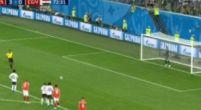Imagen: GOL | Salah hace su primer gol en el Mundial