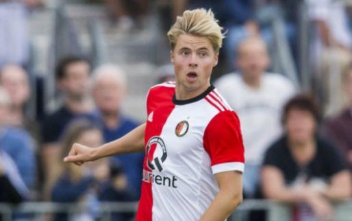 Transfernieuws | 'Feyenoord-middenvelder wordt verhuurd; Sparta één van de opties'