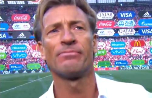 Renard breekt interview in tranen af en wijst naar Pepe: Dat zegt alles