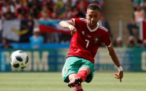 Transfernieuws | Marokko-aanvoerder duwt Ziyech richting 'speciale' club:
