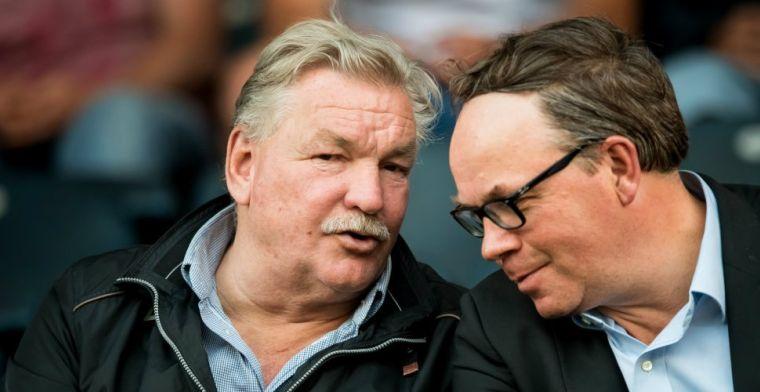 Van Seumeren maakt zich kwaad over PSV, Ajax en Feyenoord: Twaalf spelertjes!