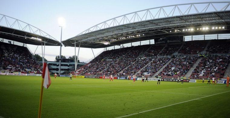 We zijn bij FC Utrecht ook al een paar keer benaderd. Ik wil het niet