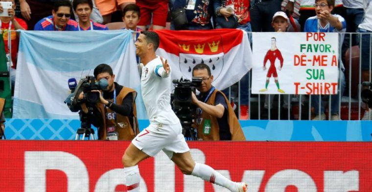 Ongelukkig Marokko verliest ook van Portugal en is na twee duels uitgeschakeld