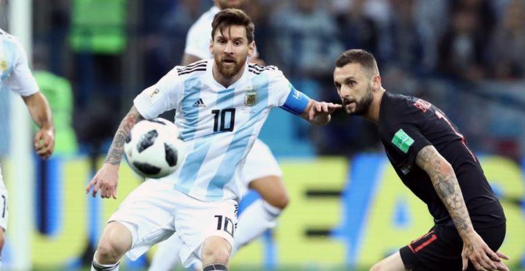 Argentijnse ex-internationals: 'Niet verrast als Messi besluit te stoppen'