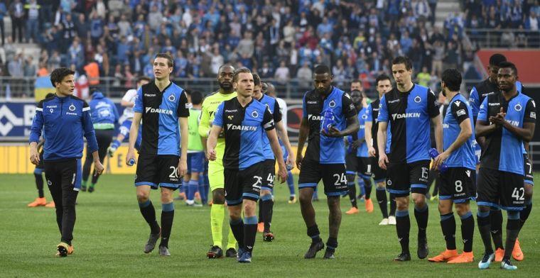 Opnieuw een CL-catastrofe voor Club Brugge? Ze moeten blijven
