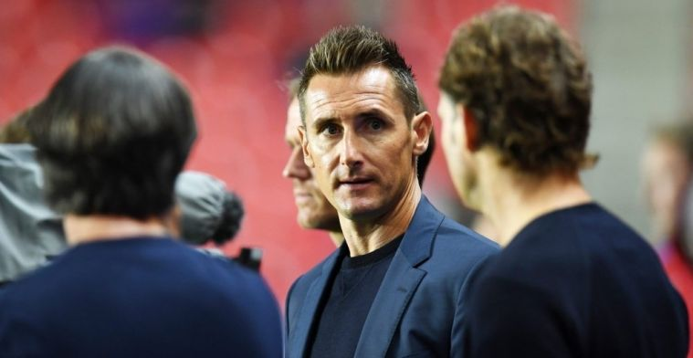 Klose apuesta por cambios en el once de Alemania frente a Suecia