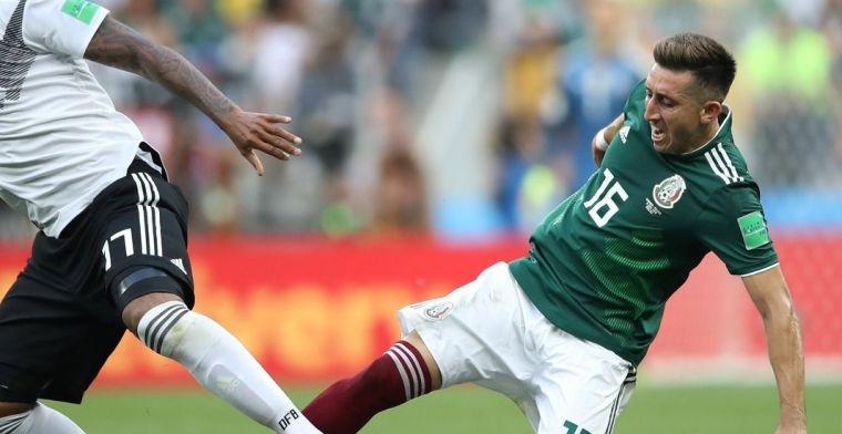 Otro mexicano en la órbita del Real Madrid: esta vez Herrera