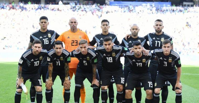OFICIAL | Argentina se juega su futuro en el Mundial con novedades en el once