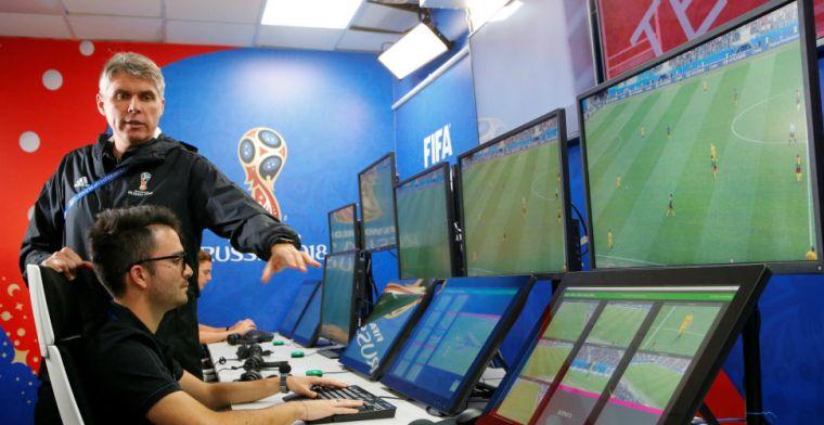 Update: KNVB gaat ultieme poging doen om videoscheids tóch in te voeren