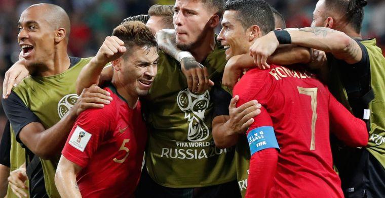 El Madrid se interesa en un compañero de Cristiano en la selección de Portugal