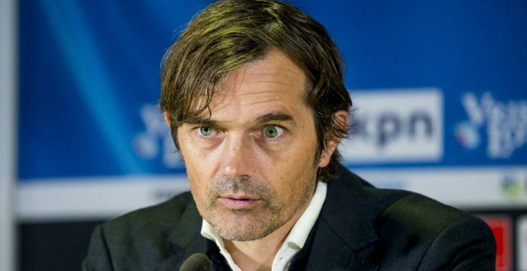 'PSV cancelt persconferentie en verschaft snel duidelijkheid over nieuwe staf'