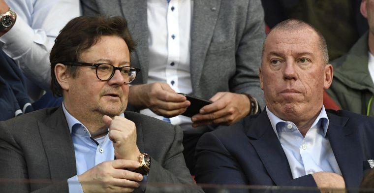 'RSCA dreigt vier basiskrachten kwijt te spelen: Coucke wil miljoenen cashen'