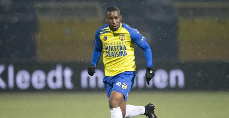 Rosheuvel verhuist in de Jupiler League: Een hardwerkende speler