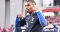 Imagen: Mbappé, se convierte en el jugador más joven de Francia en marcar en un Mundial